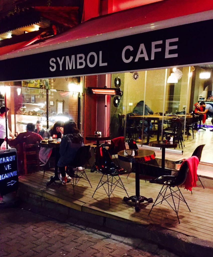 Beikta Fal Cafe Ubemiz Symbol Fal Cafe